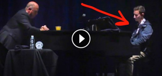 Brave Student Asked Billy Joel For a Duet. But He Did Next..