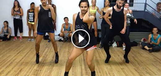 The High Heeled Male Dancers are BACK!