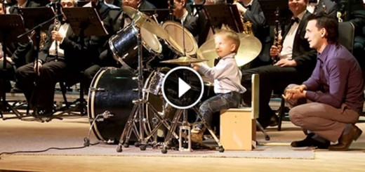 This 3 Yo Boy Walked On Stage and Shocked EVERYONE