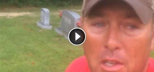 What this Father Does At Daughters Grave Will Shock You