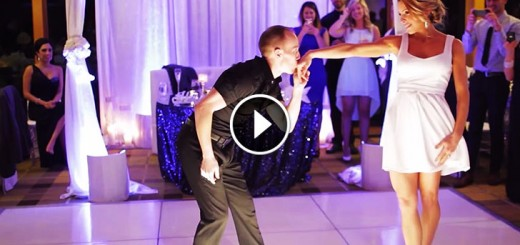 This Married Couple Gets on The Dance Floor and Kills IT