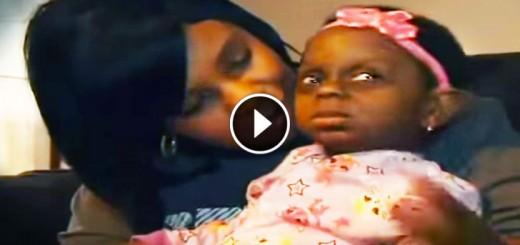 Internet Trolls Call Baby Girl A Monster... Heartbreaking!