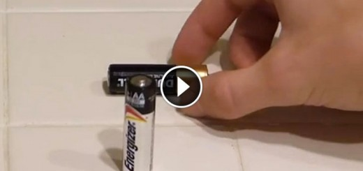 Super Simple Way To Test If Your Alkaline Batteries Are Dead