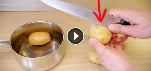 Potato Peeling - Super Quick Method
