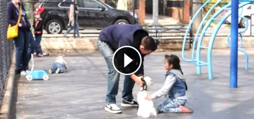 CHILD ABDUCTION (Social Experiment)