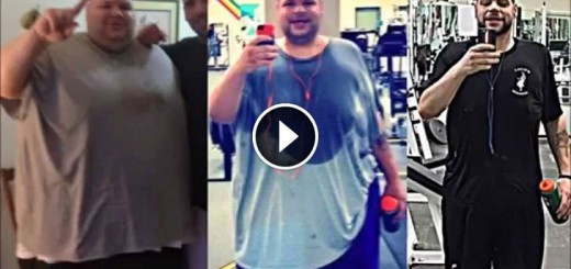 Ronnie's weight loss journey!