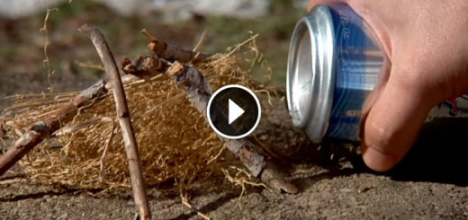 make fire chocolate bar soda can