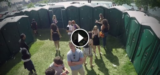 porta potty surprise