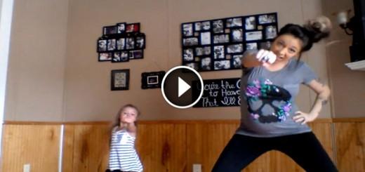 pregnant mom dance