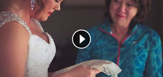 adopted girl wedding day surprise