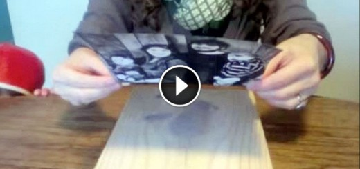 How To Create a Wooden Picture