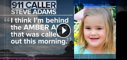 amber alert little girl