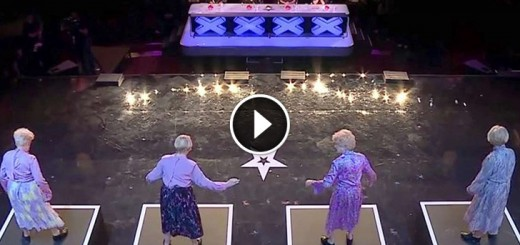 tap dance old ladies