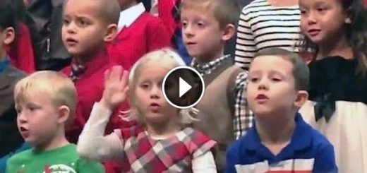kindergarten holiday concert