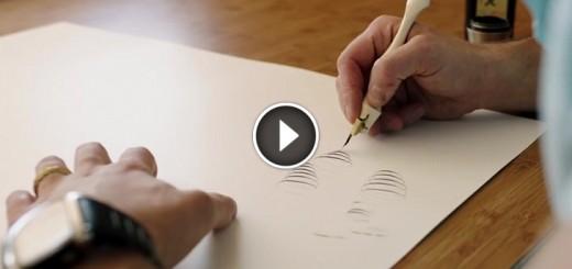 calligraphers rare job