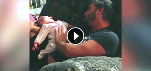 dad baby compilation