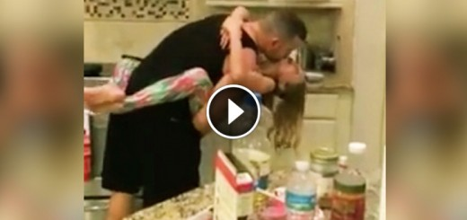 dad daughter dance