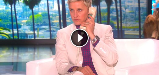 ellen receptionist phone call
