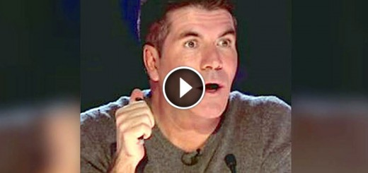 simon cowell little girl