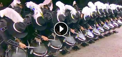 top secret drummers swiss