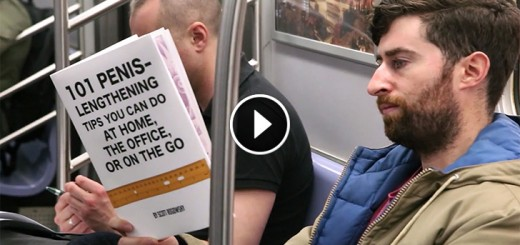 fake book covers subway