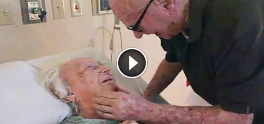 grandma sing dying wife