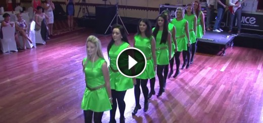 bridesmaids irish dance