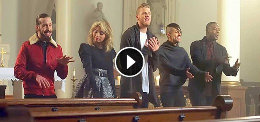 pentatonix christmas a capela joy