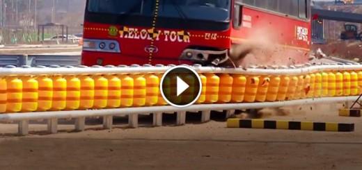 rolling road barrier
