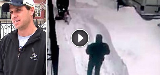 neighbor steals shovel revenge
