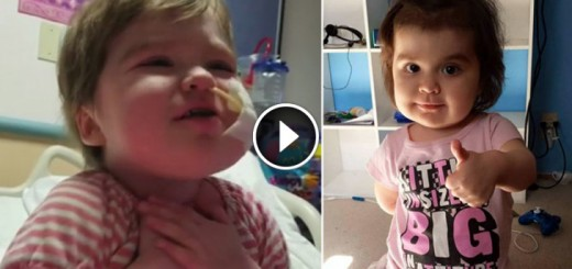 toddler sings overcomer